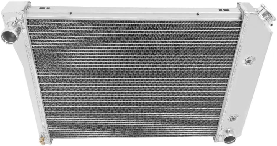 Champion Cooling, 4 Row All Aluminum Radiator for Multiple Buick Models, MC571