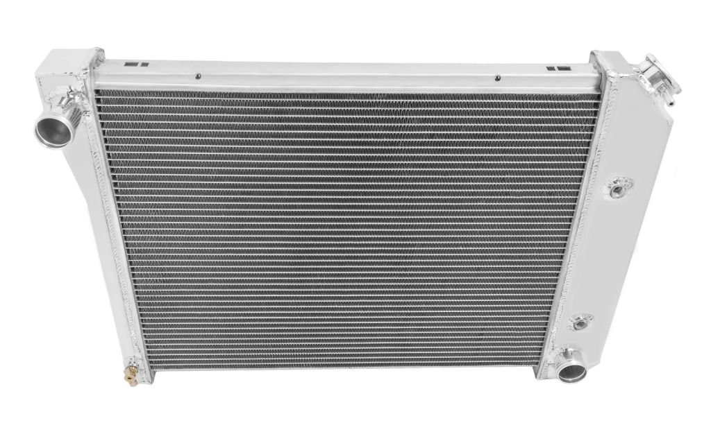 Champion Cooling, Multiple Chevrolet, Pontiac 3 Row All Aluminum Radiator, CC571