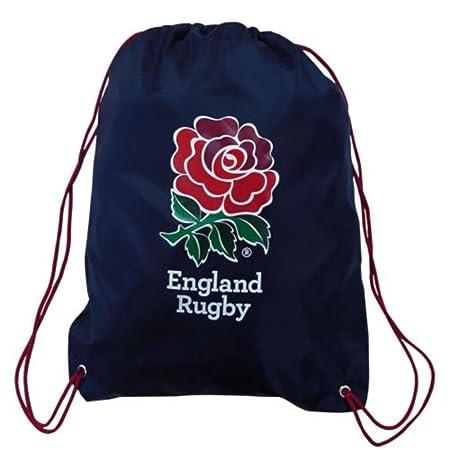 490e65cba76 England Rugby R.F.U Gym Bag Swim Bag, PE Bag Back Pack Navy: Amazon.co.uk:  Sports & Outdoors