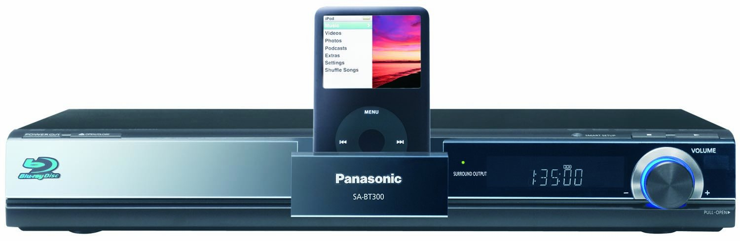Panasonic SC-BT300 Blu-Ray Player Drivers Download
