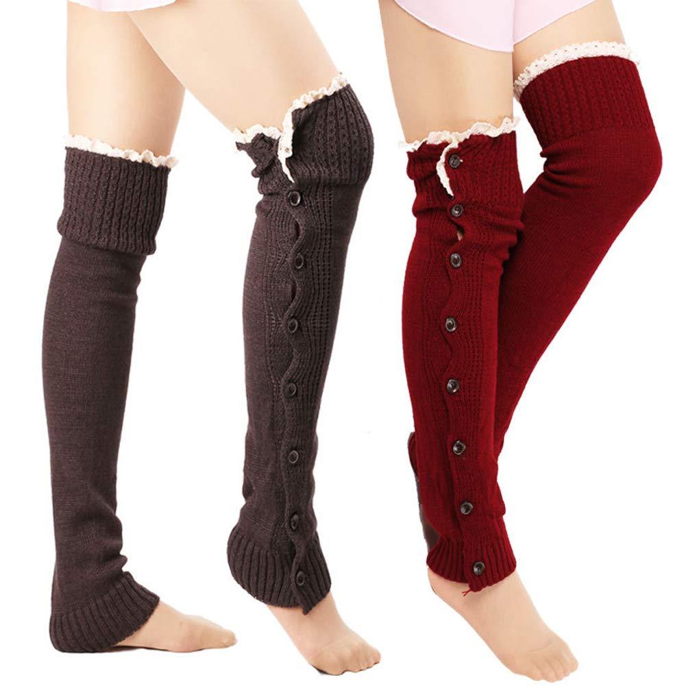 Boot cuffs Leg warmers Ankle cuffs
