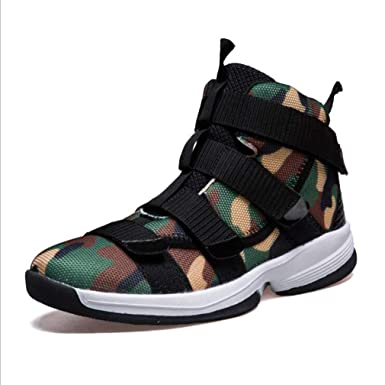 Hoch Große Basketball Schuhe Helfen GOLDGOD Zu Outdoor Paar w8n0kOPX