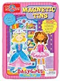 Best T.S. Shure Toys For 4 Year Girls - T.S. Shure Daisy Girls Magnetic Tin Playset Review