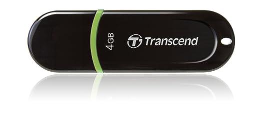 110 opinioni per Transcend Ts4Gjf300E Pen Drive Usb 2.0 4Gb, Apertura Facilitata