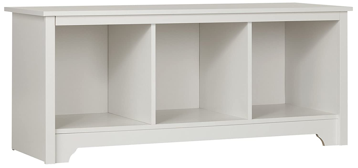 Surprising South Shore Entryway Cubby Storage Bench Pure White Ocoug Best Dining Table And Chair Ideas Images Ocougorg