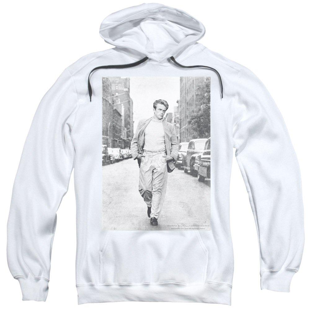 2Bhip James dean hollywood-ikone klassischen spaziergang den weg hoodie gehen für Herren