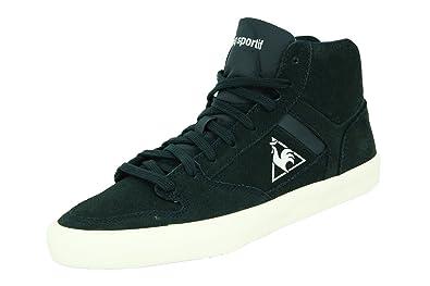 Mid Mode Le Homme Chaussures Sportif Sneakers Coq Peletier Suede uwOXTkZiP