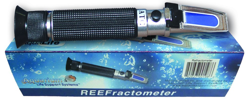 Aquarium Life Support Systems Reefractometer by Aquarium Life Support Systems