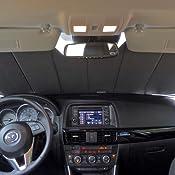 Covercraft UV11256SV Silver UVS 100 Custom Fit Sunscreen for Select Mazda CX-5 Models 1 Pack Laminate Material