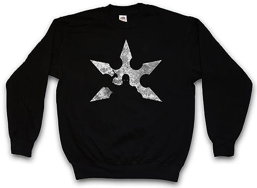 Urban Backwoods Ninja I Sudadera para Hombre Sweatshirt ...