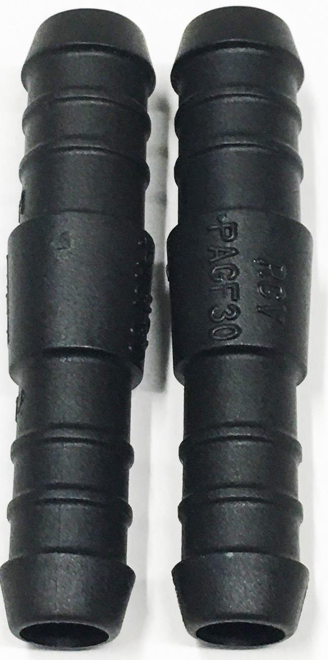 Other 2/x 14 10/mm Plastique barbel/é adaptateur R/éducteur Raccord de tuyau de carburant Tuyau cannel/é