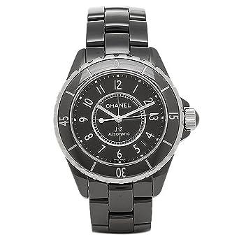 best authentic 1d074 37a1c Amazon   シャネル メンズ腕時計 J12 H0685   メンズ腕時計 ...