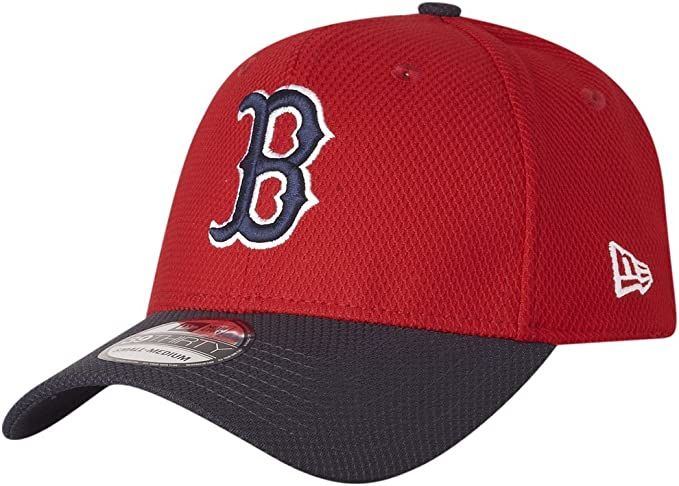A NEW ERA 39THIRTY Boston Red Sox Cap by Gorra de baseballgorras ...