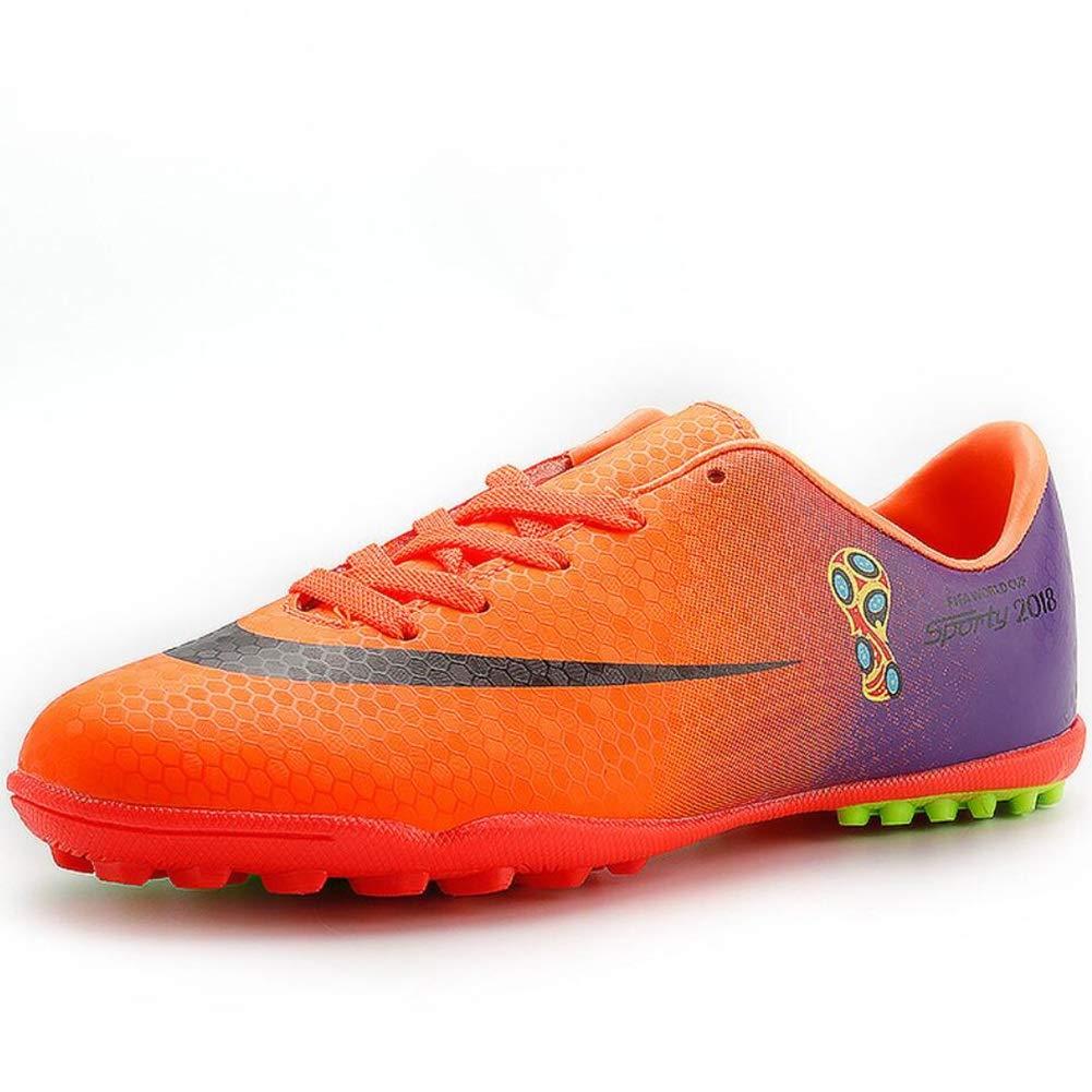 6ca791d9 XUE Zapatos de fútbol para niños/Botines de fútbol/Botas de fútbol Fútbol/ fútbol Antideslizantes, Zapatillas de Deporte Bajas para Mujeres, ...