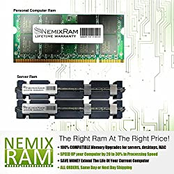 4gb 2x 2gb Ddr2-800mhz Pc2-6400 Sodimm Memory Ram For Laptop Computers (Major Brands)