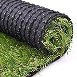 Moon Pet Grass Mat Series PE Artificial Turf Antibacterial Pet Potty Trainer Indoor Outdoor Replacement Pet Grass Mat (40X28 in)