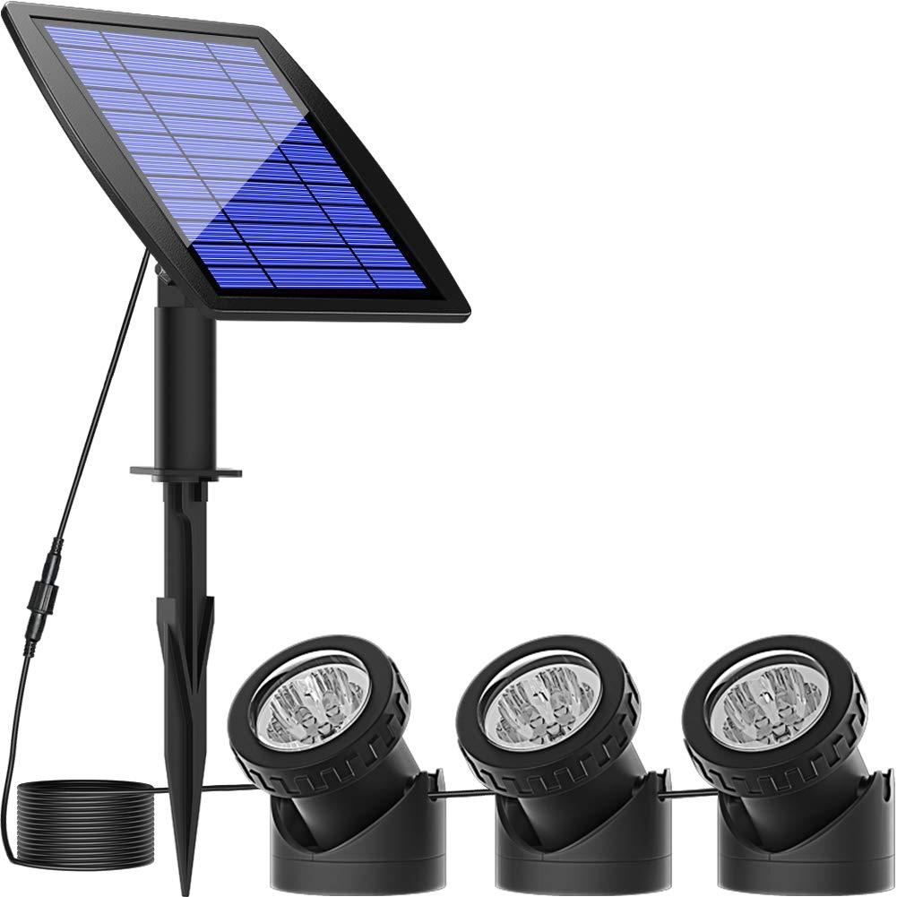LC-smarts Solar Pond Spotlights