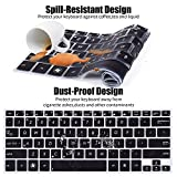 2PCS Keyboard Cover for ASUS UX301LA UX302LG