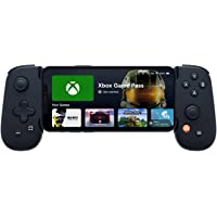 Backbone One iOS Mobile Gaming Gamepad/Controller for Apple iPhone (MFi Certified) - Apple Arcade, Playstation Remote…