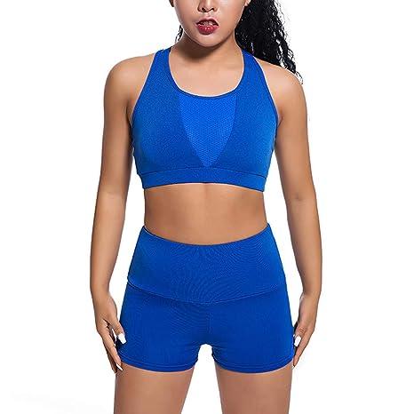 DaoAG-Women Two Piece Outfits Conjunto de 2 Piezas de chándal de ...