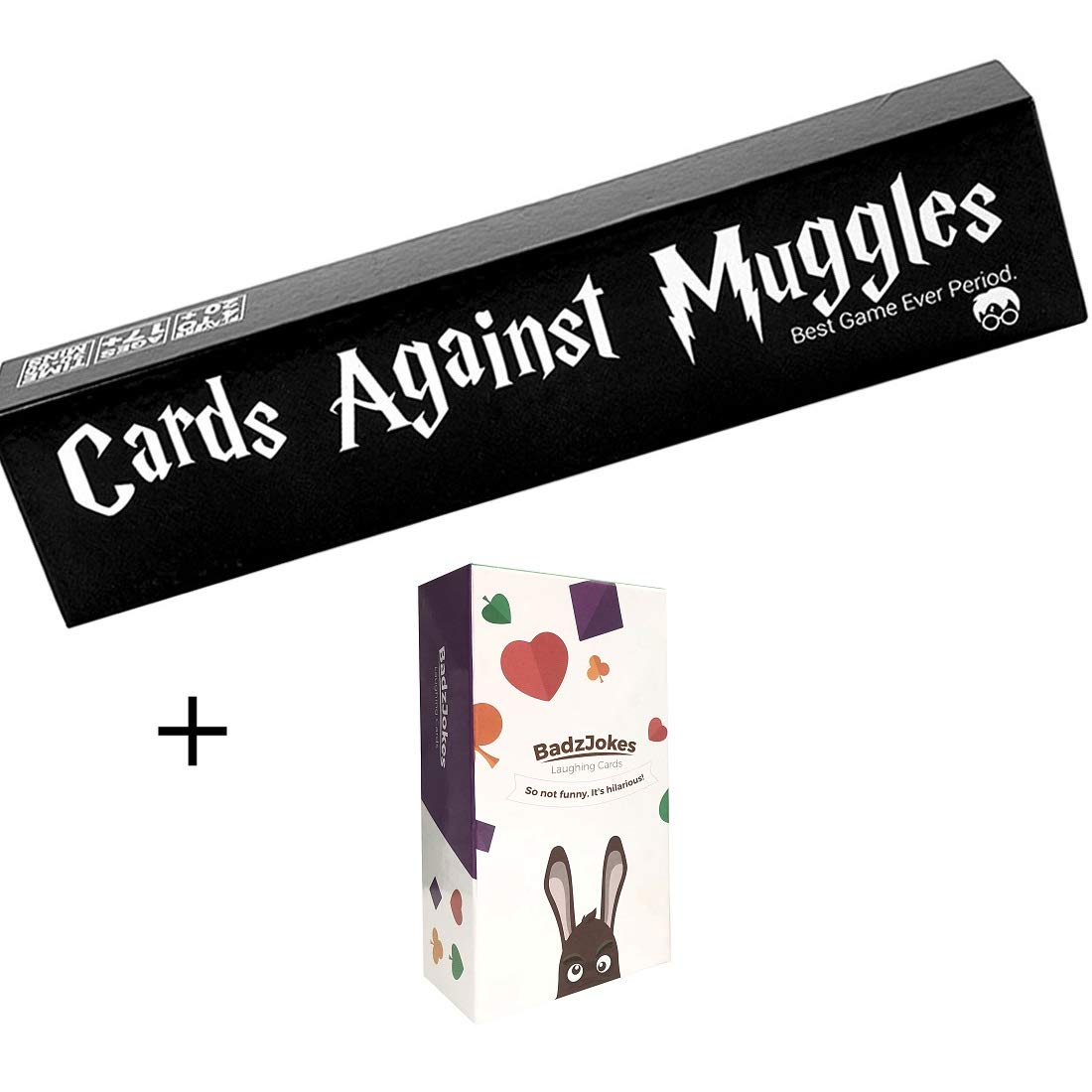 Cards Against Muggles Harry Potter Card Game