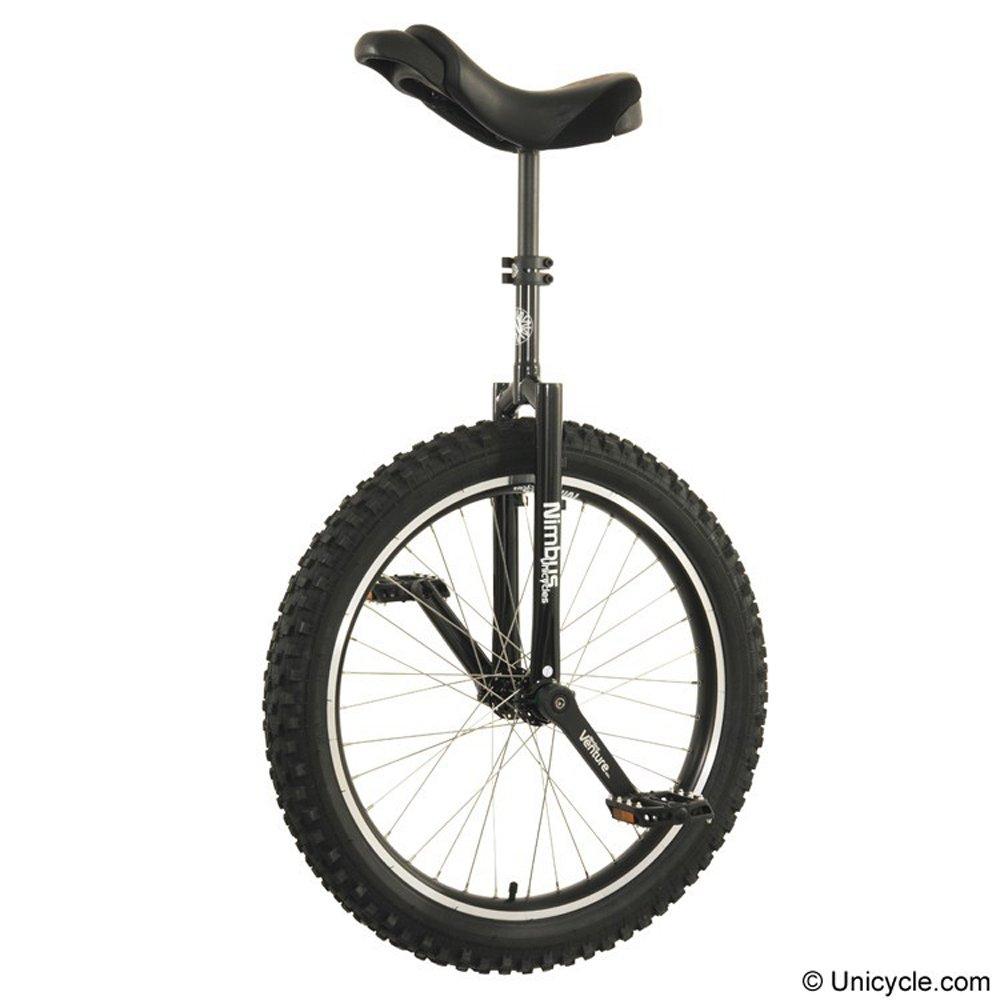 Nimbus Mountain Unicycle or Muni - 24'' Black