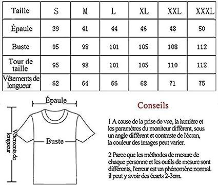 Camiseta Casual de Sister T-Shirt de Manga Corta Top Estampado para Friends Mujer Impresión Sister 01 et 02 Best Friend Túnica