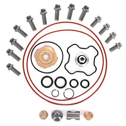 Amazon.com: Upgraded 360° Thrust Rebuild Repair Kit for Garrett GTP38 TP38 Turbo 94-03 Ford Powerstroke 7.3L Turbo: Automotive