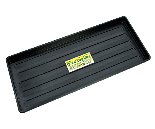 Garland Value Grow Bag Tray Black 100 x 40 x 4cm - B182B: Amazon ...
