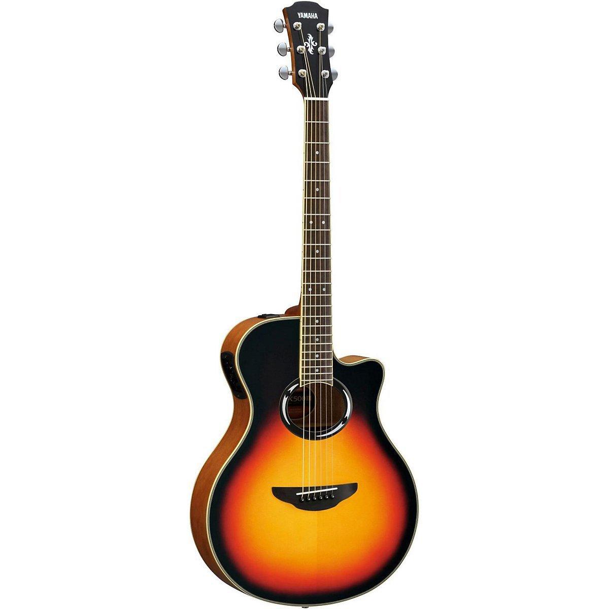 Luna Guitar Vs Yamaha