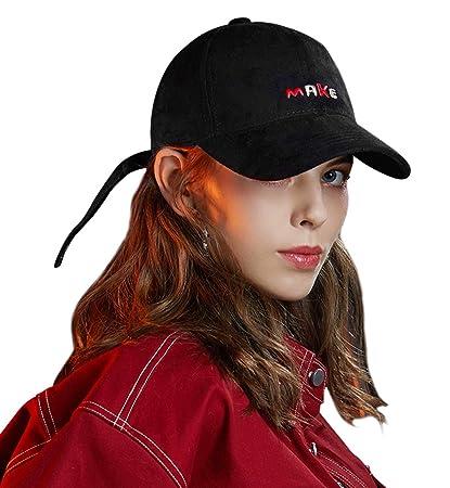 078dfa92 Amazon.com: Sumolux Baseball Caps Women Men Outdoor Cotton ...