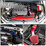Sporacingrts Cold Air Intake Pipe, 76mm 3 Inch