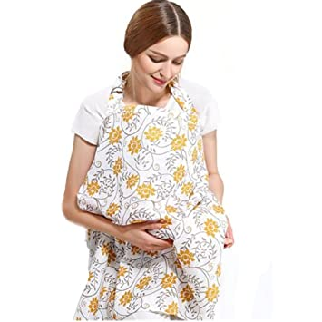 dd4d89bfe189f Breast Feeding Nursing Cover Nursing Apron Nursing Cover Ups for Breastfeeding  Baby (A-3