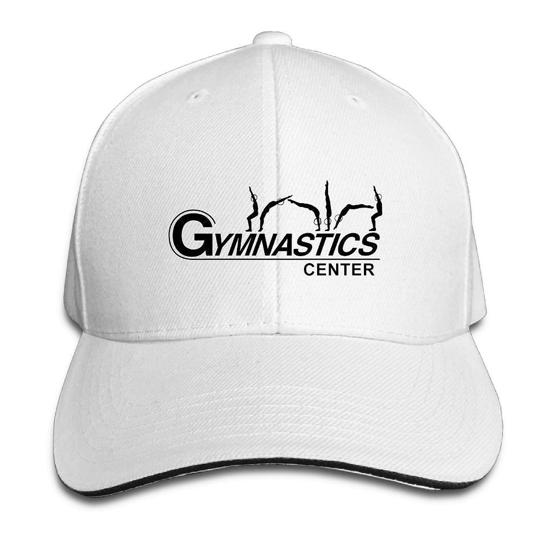 e28de0a47e4 Baseball Cap Hip Hop Hat Cotton Sports Adjustable Casquette Cap Unisex  Gymnastics Center Classic Caps at Amazon Men s Clothing store