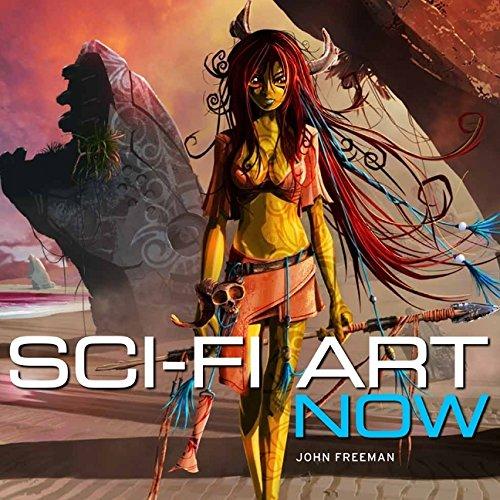 Sci-Fi Art Now (Best Sci Fi Armor)