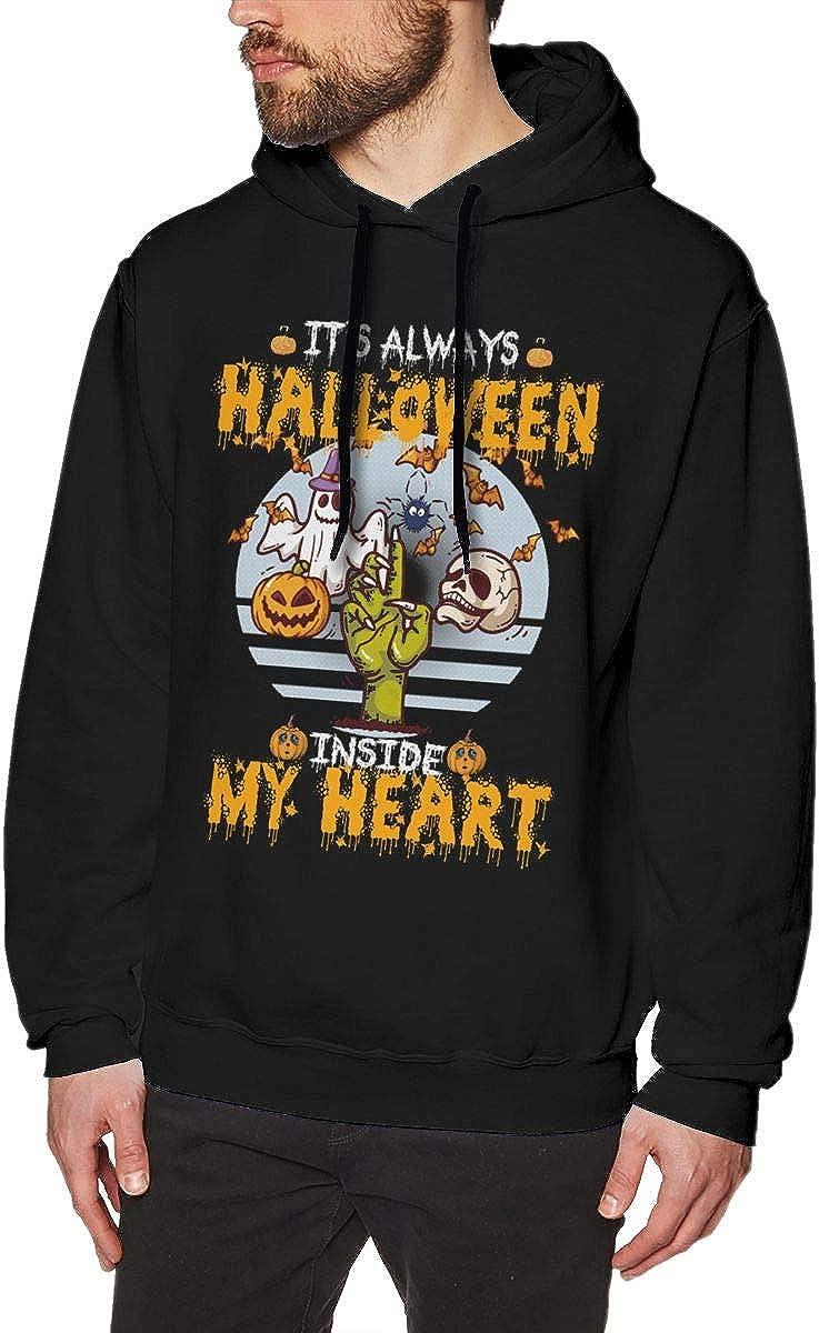 ZL Halloween Mens Hoodie Sweatshirt