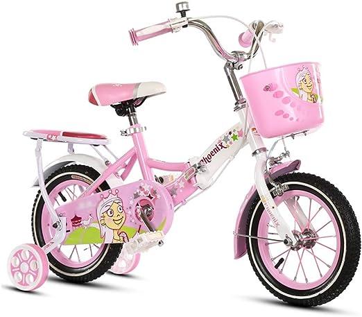 DT Bicicletas para niños Bicicletas para bebés de 3 años 2-4-6-7-8 ...