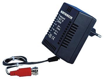 Kathrein NCF 18 Interior Negro adaptador e inversor de corriente - Fuente de alimentación (198