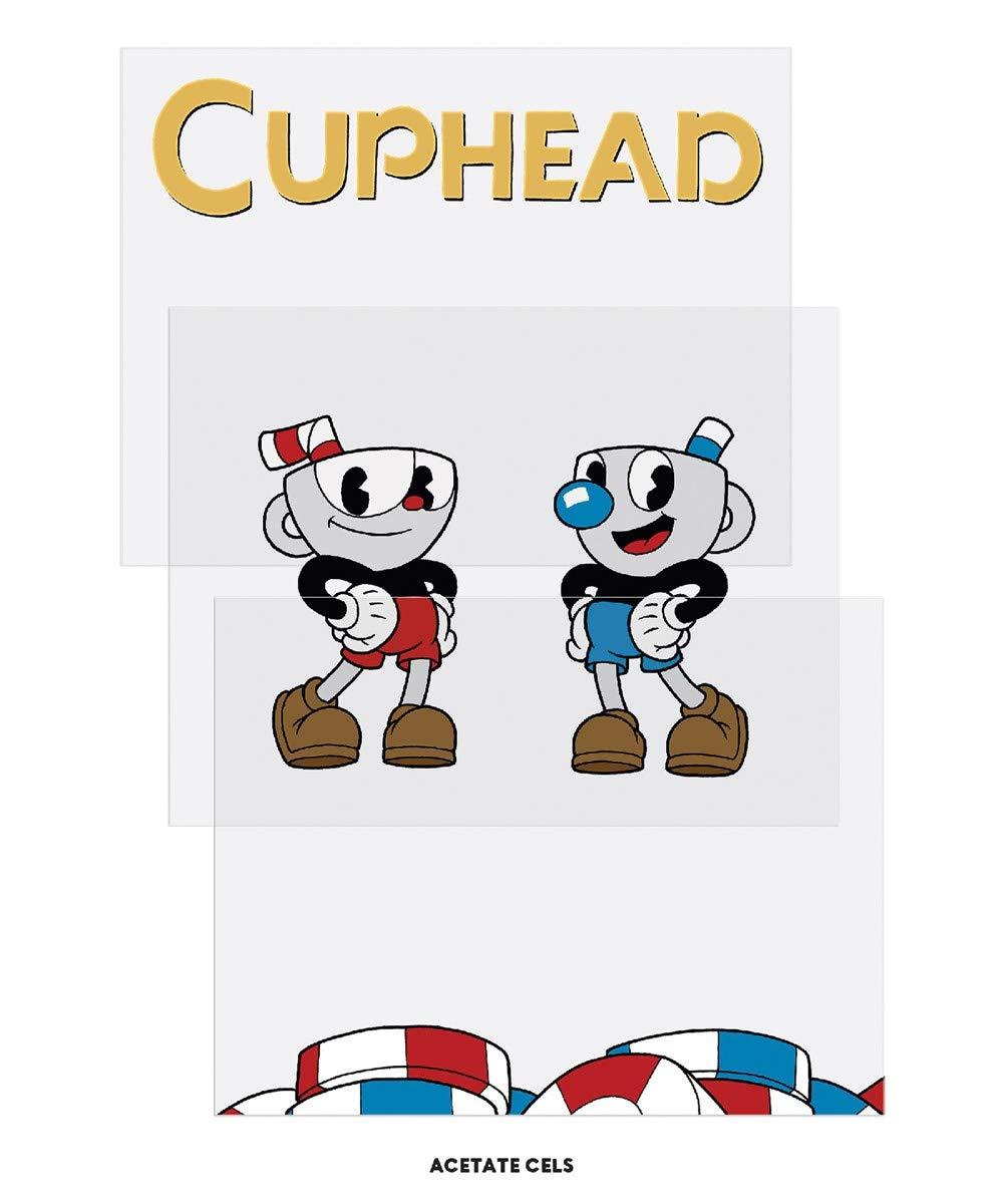 Art Of Cuphead Limited Edition: Amazon.es: Studio MDHR: Libros en idiomas extranjeros