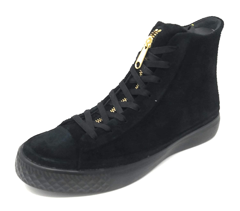 online store e66a3 6dcb7 Amazon.com  Converse CTAS Modern HI Black Gold Black  Shoes