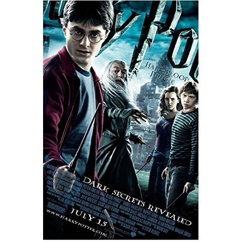 Harry Potter and the Half-Blood Prince (2009) (8 inch by 10 inch) PHOTOGRAPH Daniel Radcliffe & Cast