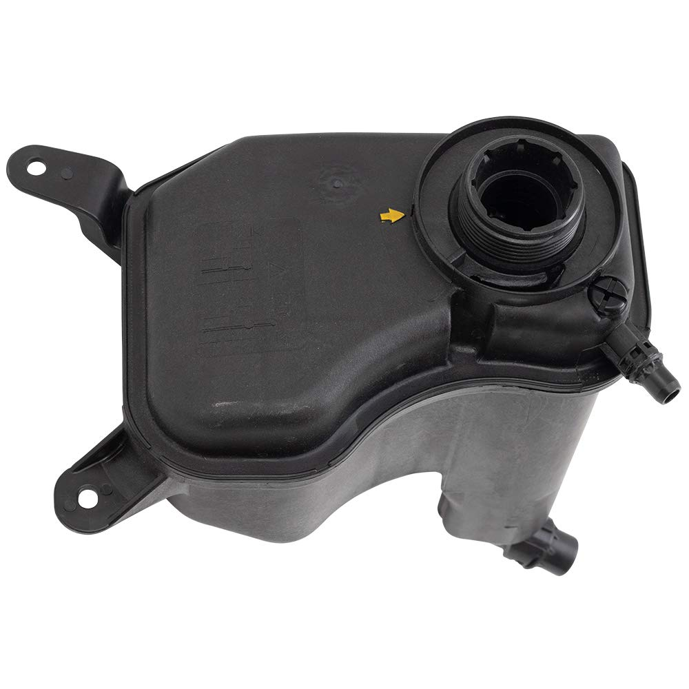 Coolant Expansion Recovery Tank Reservoir Bottle w/Sensor Replacement for BMW 1 Series X1 3 Series Z4 17137640514