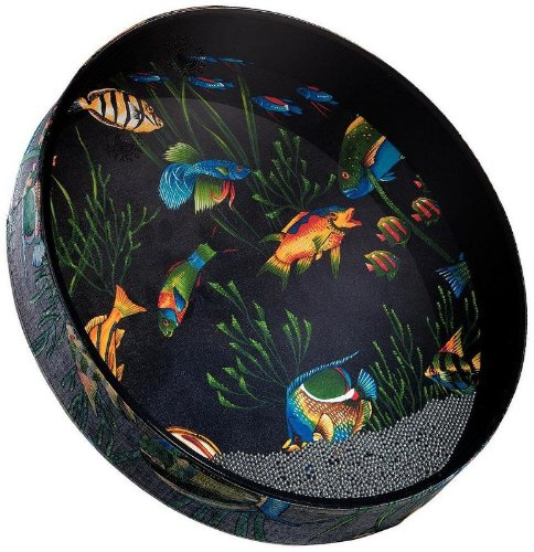 Remo Ocean Drum Fish Heads 2.5 In x 22 In by Remo