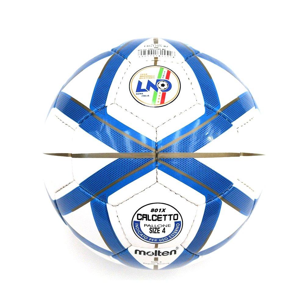 MOLTEN 801X Balón de Fútbol: Amazon.es: Deportes y aire libre