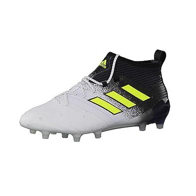 on sale d20f4 df161 adidas Ace 17.1 FG Chaussures de Football Homme, Multicolore  (FtwblaAmasolNegbas