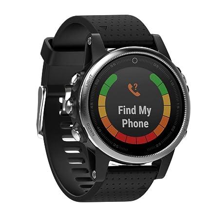 Correas Garmin Fenix 5S GPS OverDose correa de reloj suave de liberación rápida