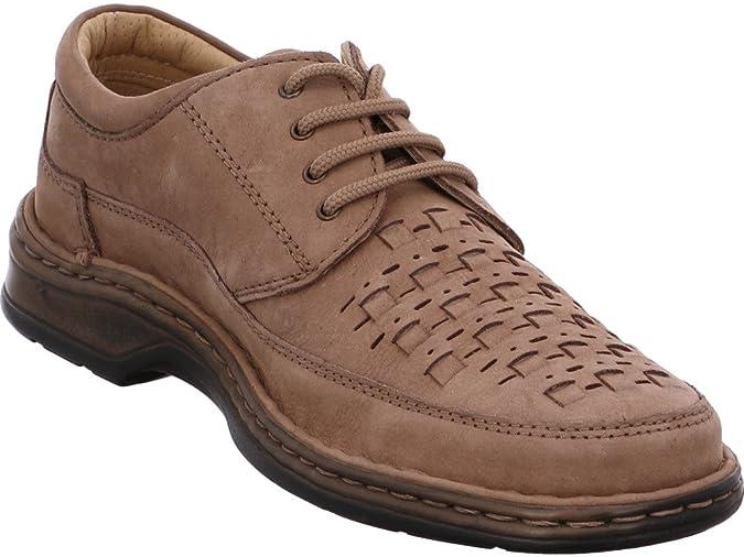 ara 11-17207-23 Guido - Zapatos de Cordones de Piel para Hombre, Color Marrón, Talla 47: Amazon.es: Zapatos y complementos