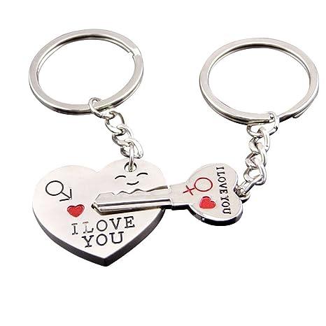 Xiton Llavero para mi corazón Llavero lindo para parejas ...