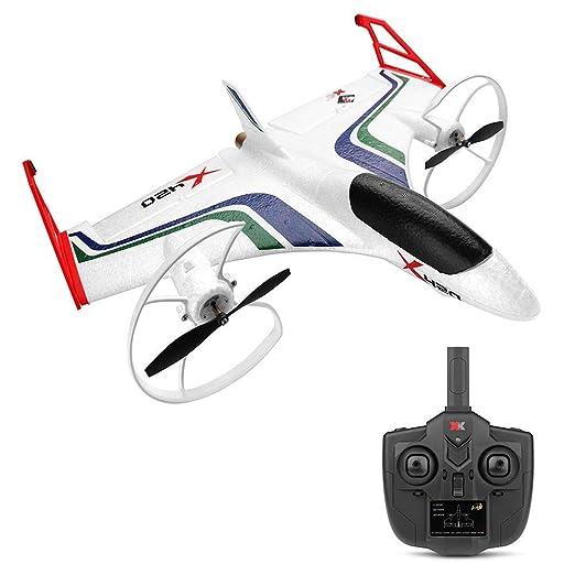 RC Drone Aviones de Control Remoto 3D Acrobático Rc Planeador Con ...
