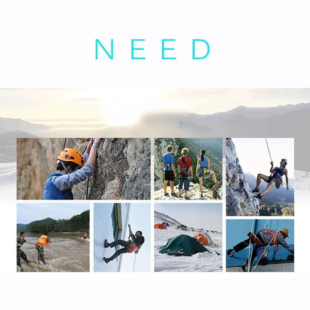 MODKOY für für für Rope 10mm Durchmesser Klettern rettungs Rettung Bergab Sicherheit hilfs Seil B07G62TBWF Doppel- & Zwillings- & Halbseile Saisonale Förderung c2e74e
